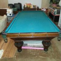 Billiards Table by Griffith