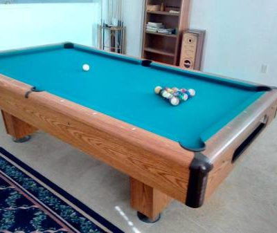 Pool Table 8' (SOLD)