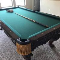 Charles A Porter Renaissance Pool Table