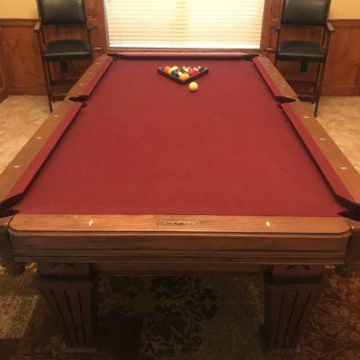 Presidential Billiards Table for Sale